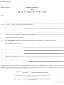 Assignment Of Trademark Registration