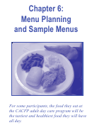Menu Planning And Sample Menu Templates