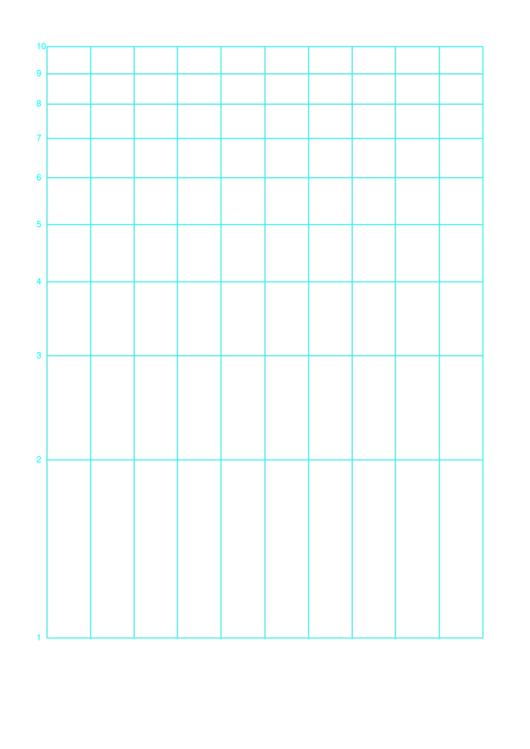 Grid Paper Template Printable pdf