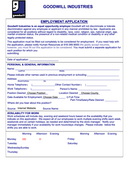 page_1_thumb_big Sample Completed Job Application Form on letter for fresher high school graduate, approved information for, quad graphics, letter introduction for, letter intent, personal statement for, form for un, form filled out,