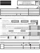 Utah S Corporation Franchise Or Income Tax Return 2001