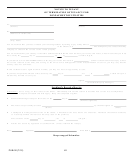 Notice To Tenant Of Termination Of Tenancy For Non Payment Of Utilities