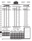 Ebn Fastener Hole Guide Chart