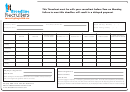 Consultant Timesheet Template
