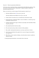 Pronoun Agreement And Reference