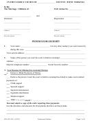 Petition For Contempt