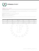 Fiumara Apparel Crocs Sizing Chart