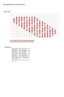 Energetiks Hosiery Size Chart