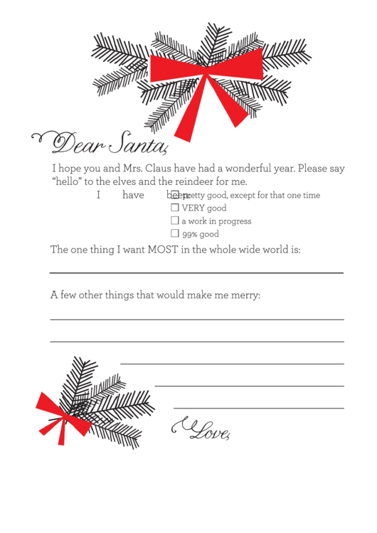 page_1_thumb_big Official Letter From Santa Template on writing paper, for word,