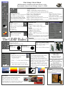 The Gimp Cheat Sheet
