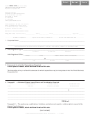 Form Bca 2.10 - Articles Of Incorporation Form - Illinois Secretary Of State