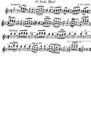 O Sole Mio By E Di Capua Violin