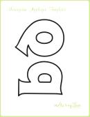 Letter Q Alphabet Templates