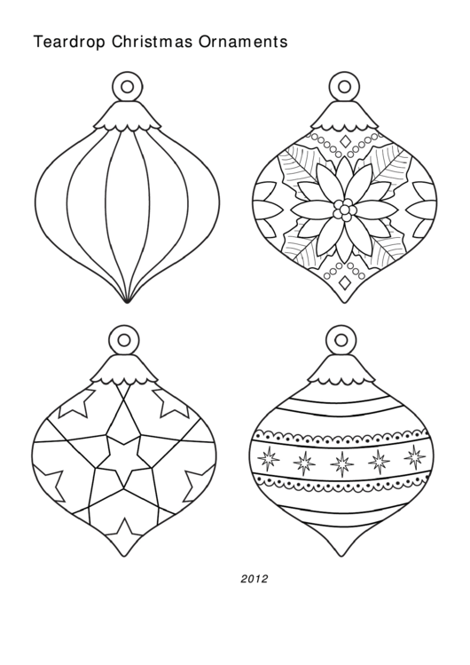 Soft image inside ornament outline printable
