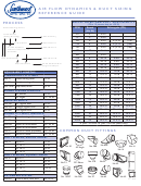 Southwark Air Flow Dynamics & Duct Sizing Reference Guide