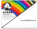 Crocs Sizing Chart