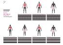 Charte De Taille Technique Size Chart