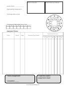 Assignment Sheet Music