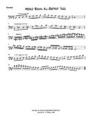 Trombone Middle School All District Jazz