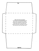Basic Envelope Template