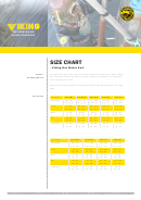 Viking Hot Water Suit Size Chart