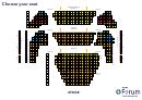 Millennium Forum Seating Plan