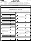 Form Csma 19 - In-car Maneuvers Observation Record