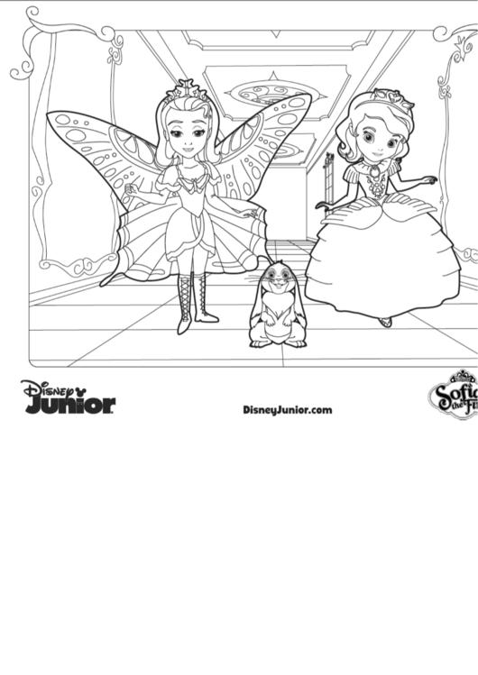 Disney Halloween Coloring Sheets