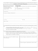 Submission Form For Energy Modeling For Green