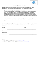 Customer Reference Agreement Form - Milestone Systems