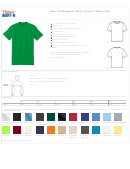 Hanes Born To Be Worn 100% Cotton T-shirt Size Chart