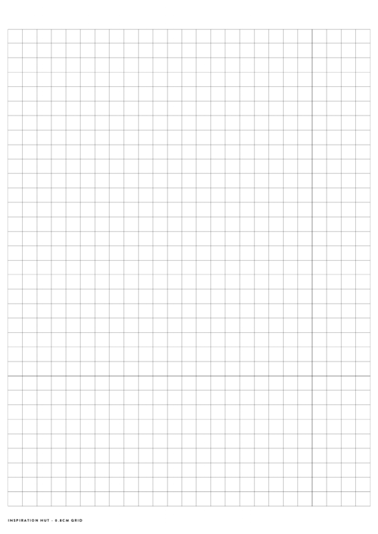 Graph/grid Paper Template Printable pdf