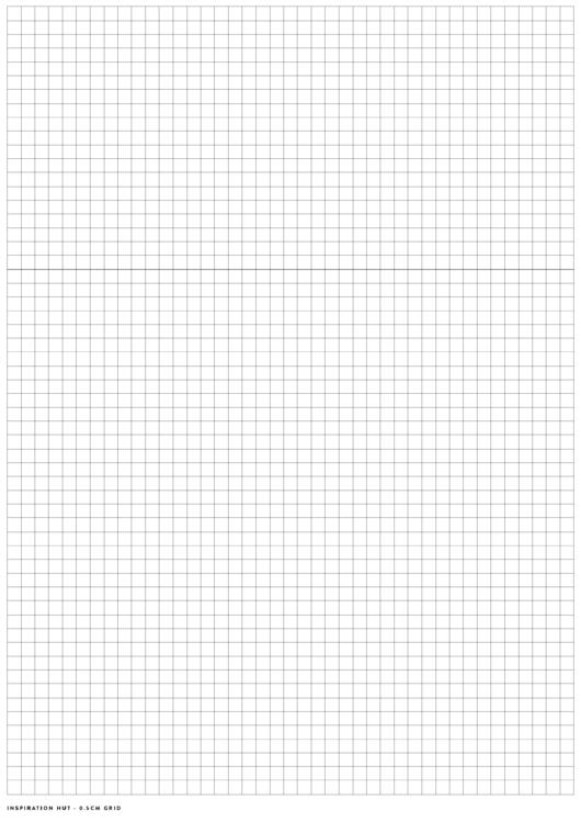 Graph/grid Paper Template Printable pdf