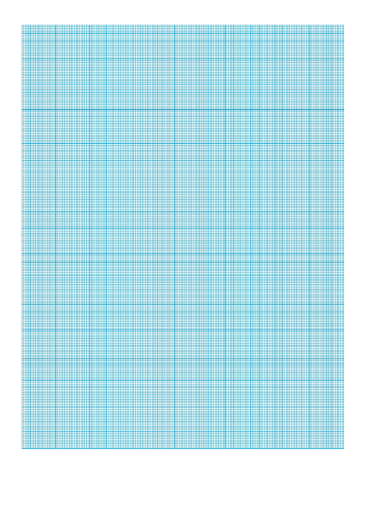 1mm With 5mm Semi-Bold And 10mm Bold Graph Paper printable ...