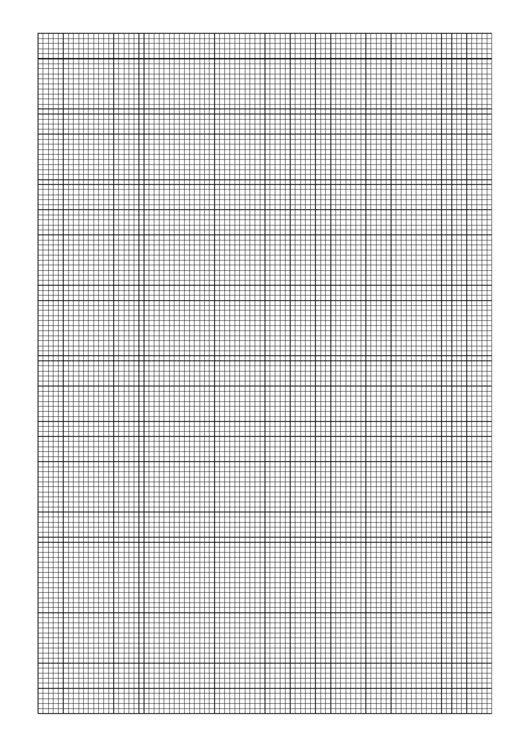 2mm With 10mm Bold Graph Paper Printable pdf