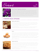 Vegetable Proteins