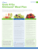 Grab N'go Slimband Meal Plan